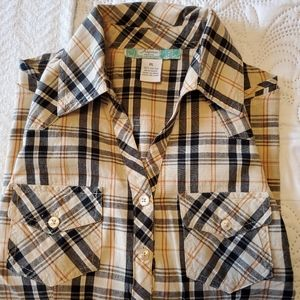 Japna button up shirt